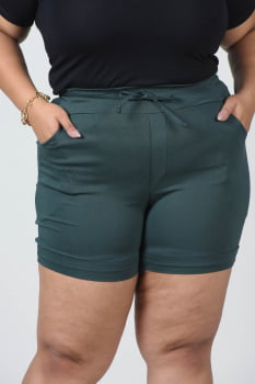 SHORT PLUS SIZE BENAGALINE